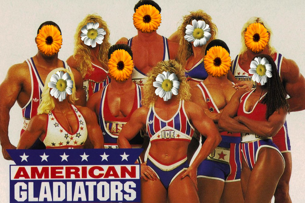 Flower Mix, American Gladiators