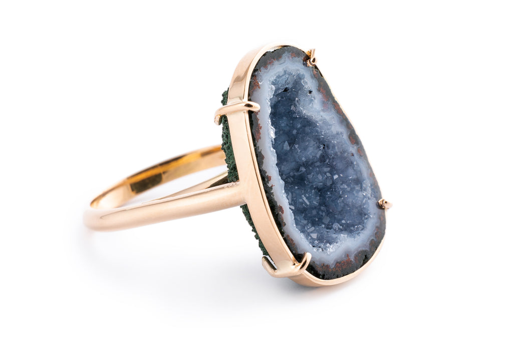 LAYLA ring, blue