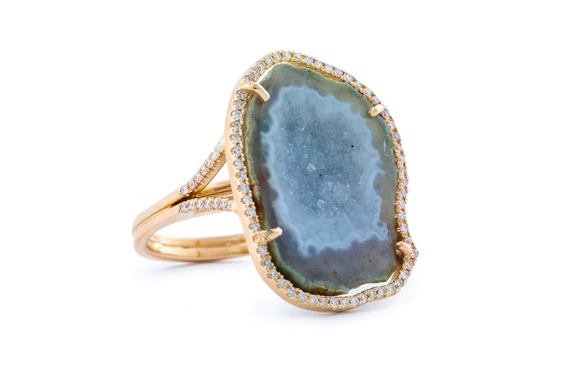 Ring Rocky Blue/Green