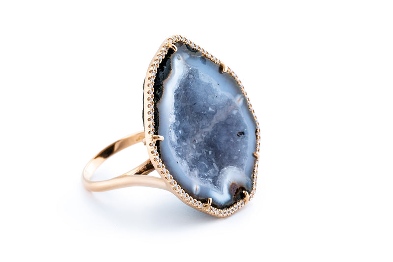 Rocky Ring Blue