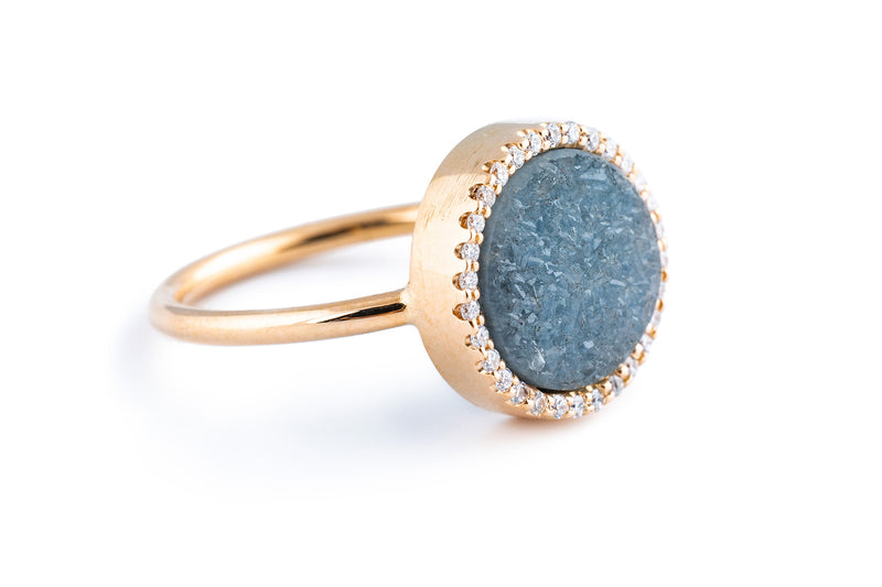 Nicola Ring Blue