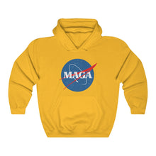 Load image into Gallery viewer, MAGA Goes Nasa Hoodie