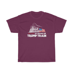 All Aboard The Trump Train T-Shirt