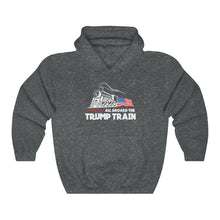 Load image into Gallery viewer, All Aboard The Trump Train Sweatshirt