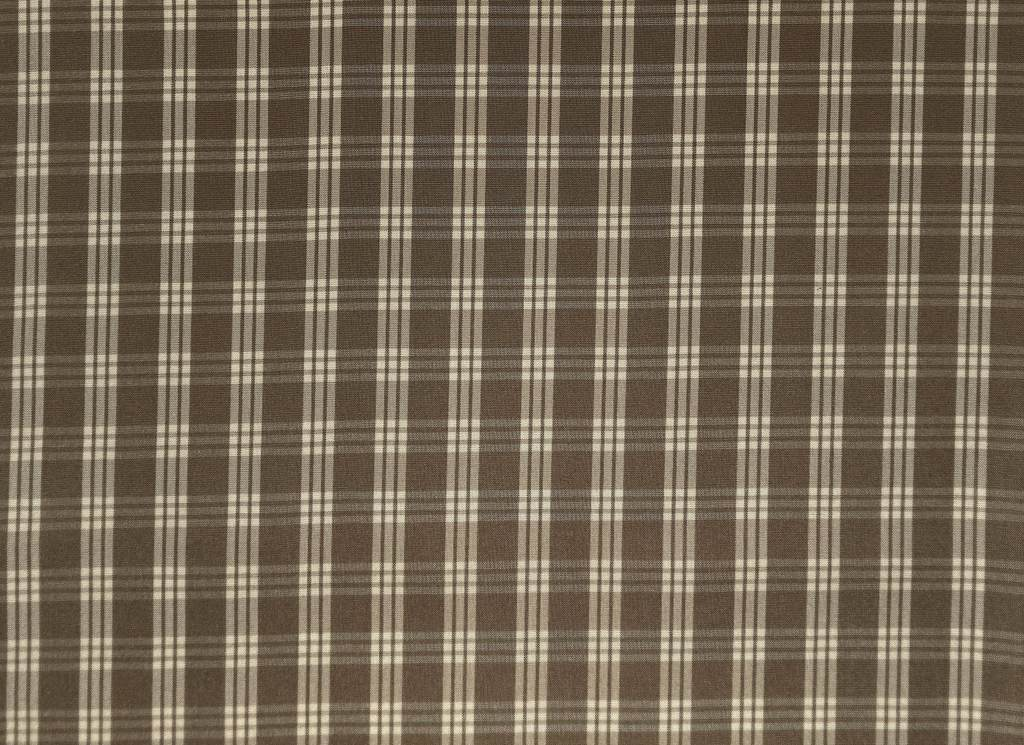 Cranston Plaid Check braun