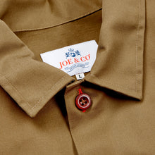 JCS-ARKWRIGHT-002 COTTON TWILL OVER SHIRT