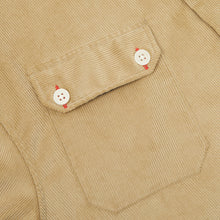 JCS-ARKWRIGHT- 004 CORDUROY OVER SHIRT