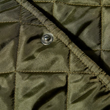Load image into Gallery viewer, Hartley 01 military green nylon padde gilet