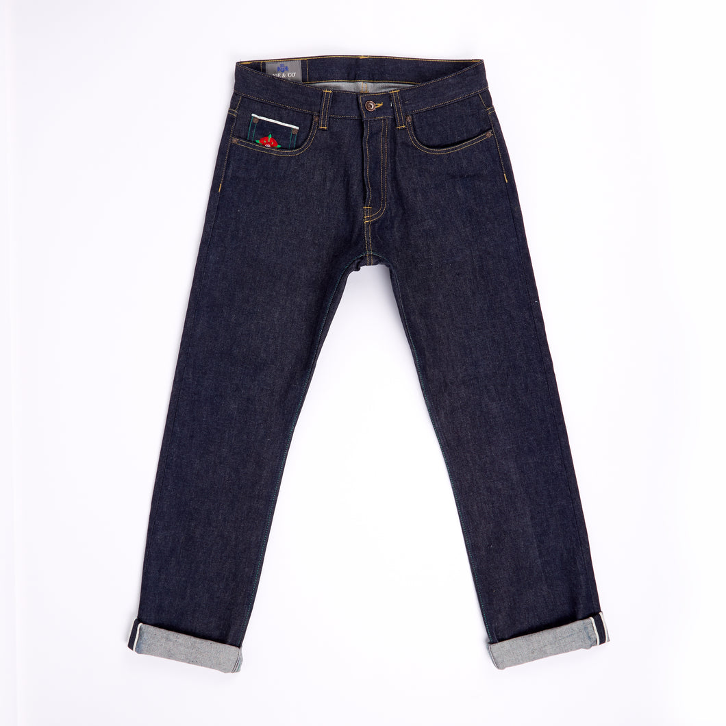 Photo of British Made Selvedge Jeans
