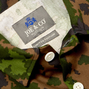 JCS-PAXTON 4 CAMO OVER SHIRT