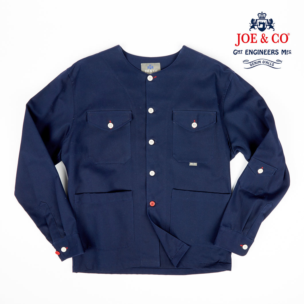 JCS-BAINES III-813 Grafters Twill Over Shirt