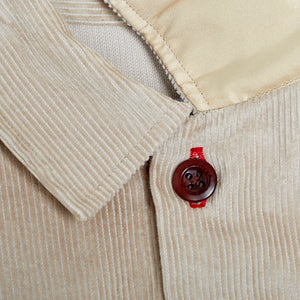 JCS-PAXTON 42 13 WALE COTTON CORDUROY OVER SHIRT