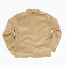 Load image into Gallery viewer, Paxton 20 Camel cordury over shirt