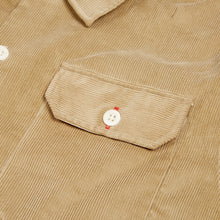 JCS-PAXTON 50 13 WALE COTTON CORDUROY OVER SHIRT