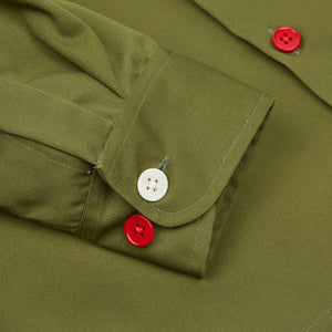 JCS- PAXTON 40 JOE & CO X COTTON TWILL OVER SHIRT