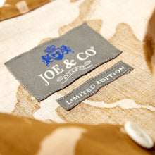 JCS - PAXTON 3 DESERT CAMO OVER SHIRT