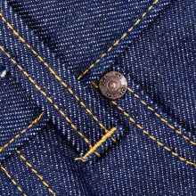 Load image into Gallery viewer, Collier 01 14.5 oz Japanese blue line selvedge