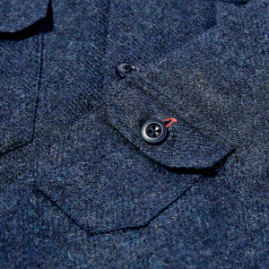 JCS Paxton 891 Lacashire woven wool over shirt