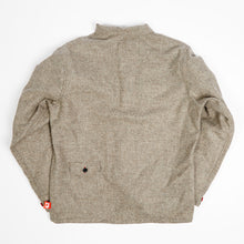 Load image into Gallery viewer, Paxton 2 Biscuit British wool over shirt