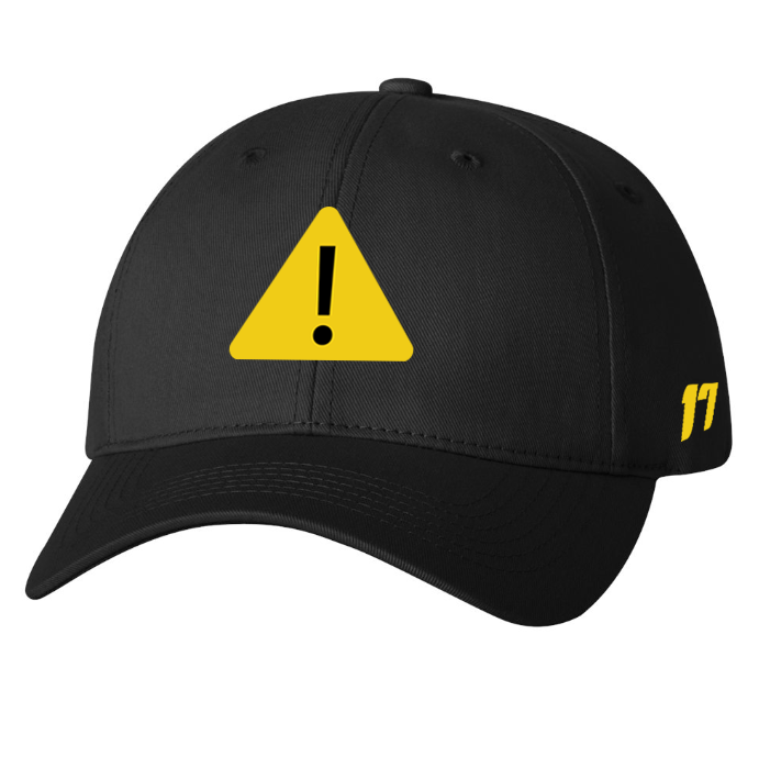 CAUTION HAT + DIGITAL ALBUM