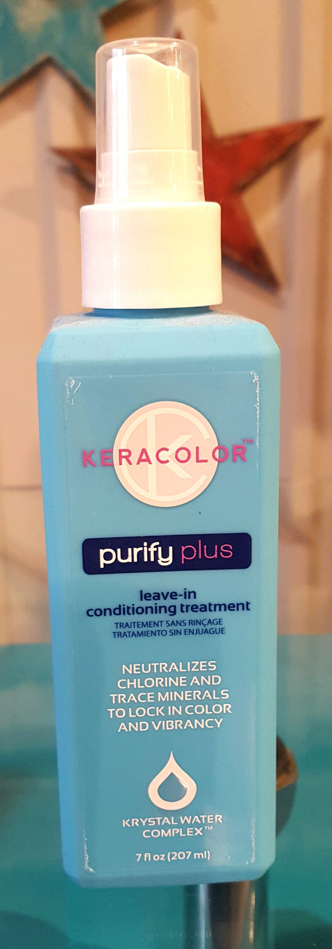 Keracolor Purify Leave In Conditioning Treatment