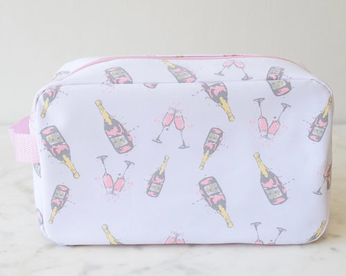 TRS Champagne Dreams Cosmetic Bag