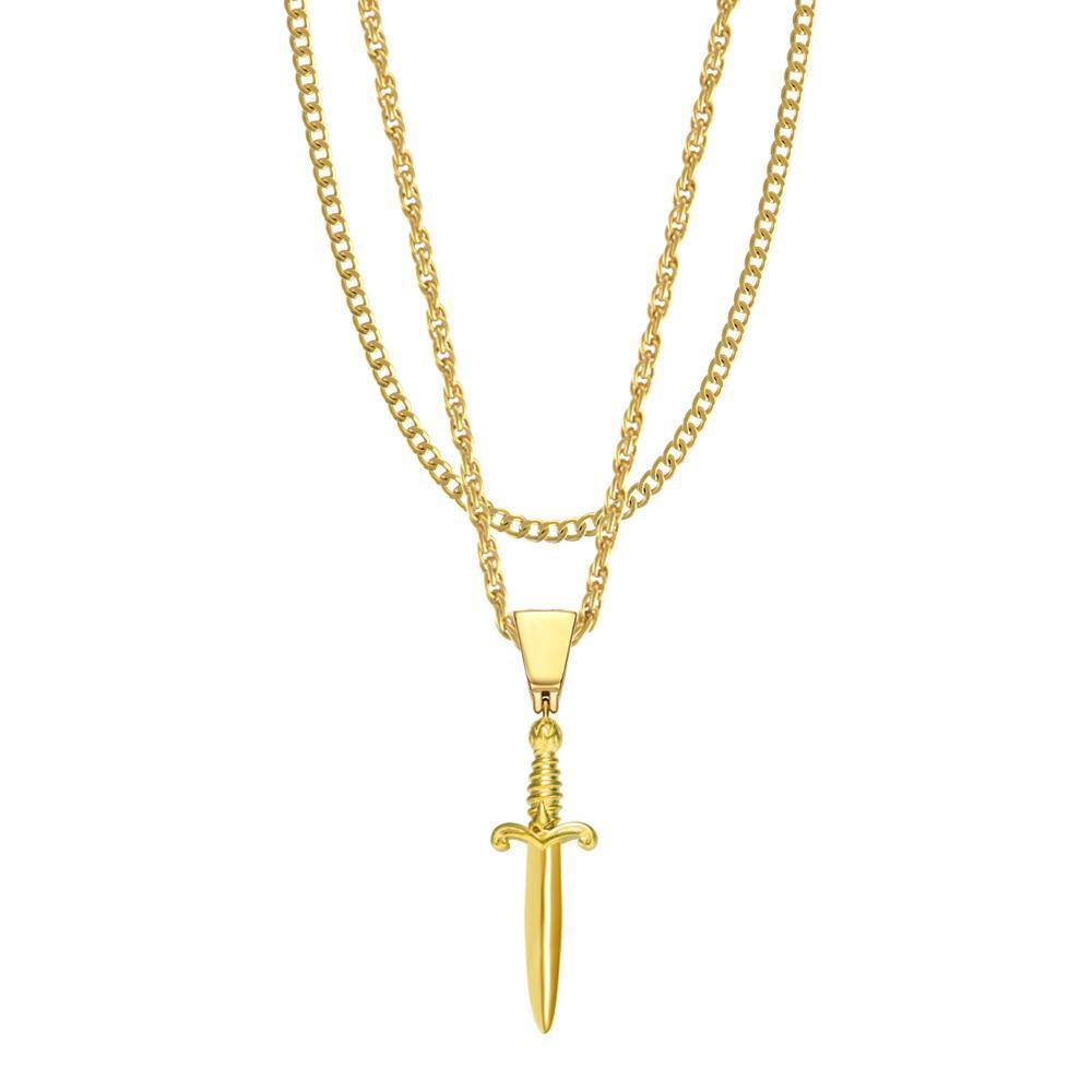 Mister Dagger Necklace