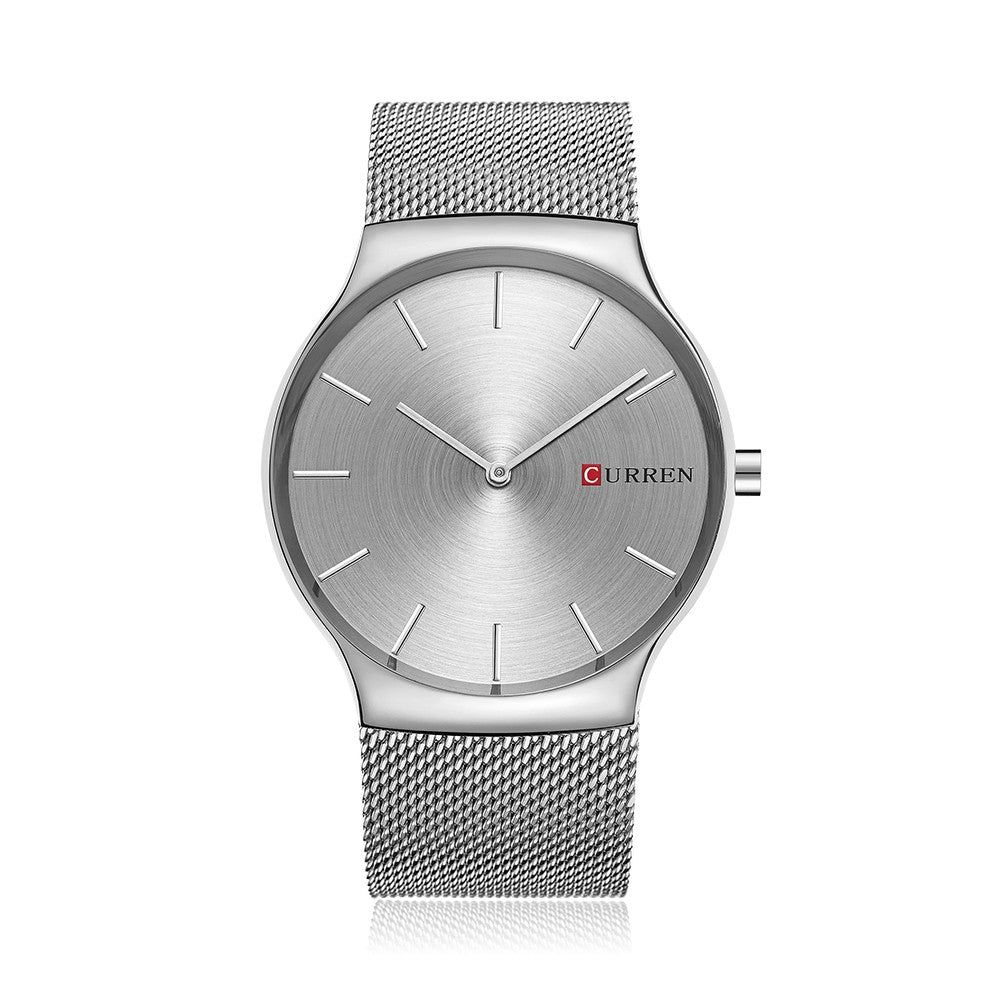 Water-resistant Stainless Steel Watch