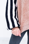 Natalie Rose Striped Sweater