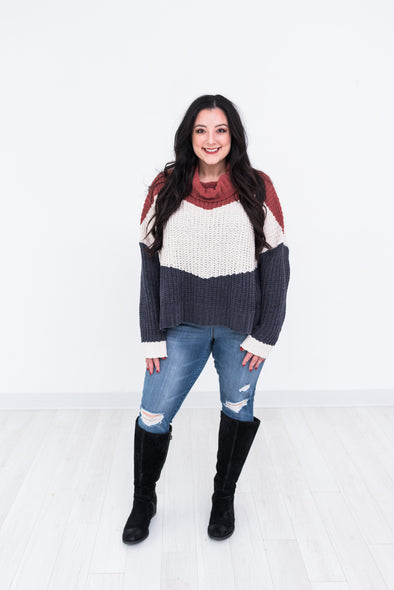 Jenny from the Block Sweater