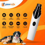 Load image into Gallery viewer, Pet Nail Grinder - PawSafe