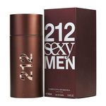 Carolina Herrena 212 Men's Eau De Toilette - 100ML 3.4 FL.OZ