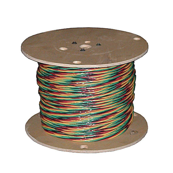 500 ft. 12/3 Solid CU W/G Submersible Well Pump Wire | Red Dirt Supply Co