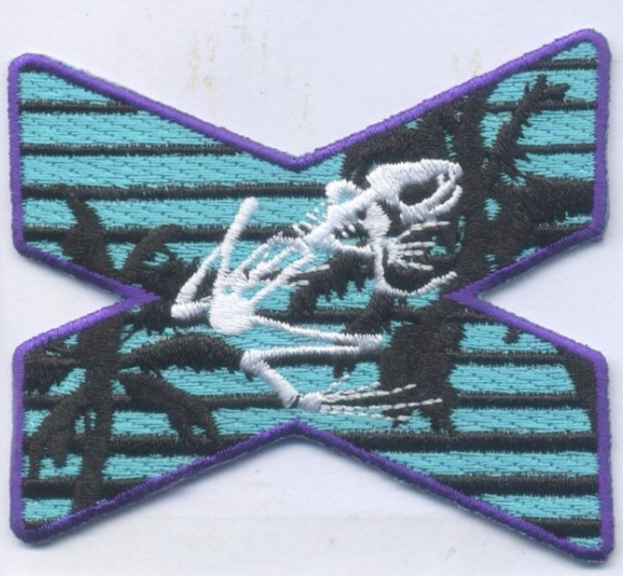 Cool Breeze Bone Frog Patch *Limited Edition* Almost Gone!!