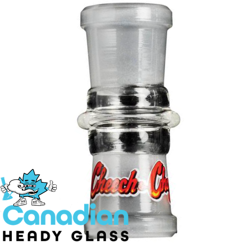 Cheech & Chong Glass Female to Female Adapter