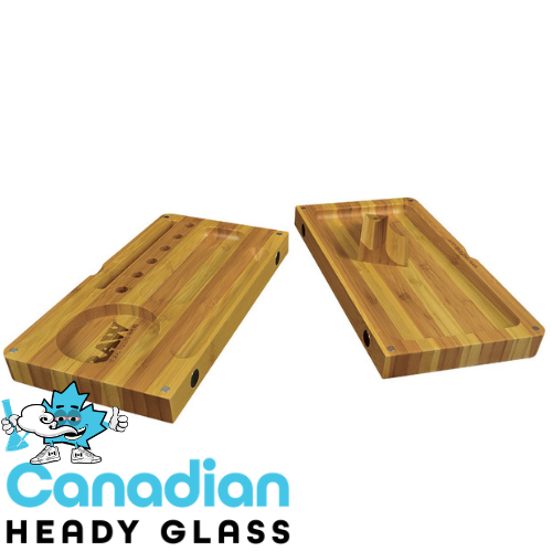 Bamboo Backflip Filling Tray Stripped *Limited Edition