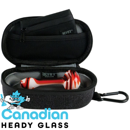 "6.5"" HeadCase with SmellSafe Technology"