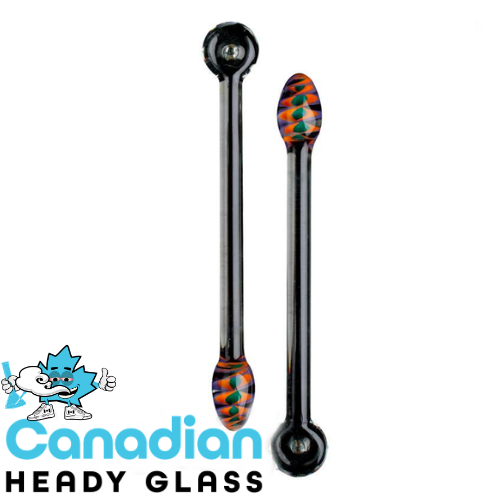 Red Eye Glass Inside-Out Hot Blades Dabber