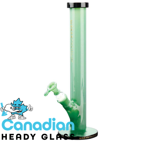 "GEAR Premium 14"" Tall Tuxedo Uptown Straight Tube W/Black Accents"