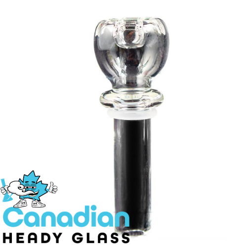 Red Eye Glass Domeless Concentrate Bowl