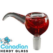LIT Glass / Glass-On-Glass Sparkle Liquid Pull-Out