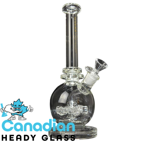 "GEAR Premium 10.5"" Tall Cauldron Tube w/Star Perc"