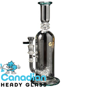 "GEAR Premium 11"" Tall Eclipse Tube W/Dual Off Axis Honeycomb Perc"