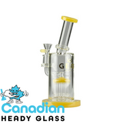 "GEAR Premium 8.5"" Tall Sentient Bubbler w/ 10 Arm Tree Perc"