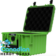 "10"" STR8 Case With 3 Layer Pre-Cut Foam (All Colors)"