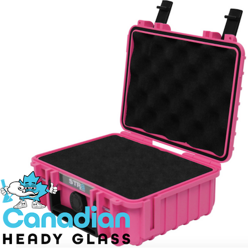 "8"" STR8 Case With Pre-Cut Foam (All Colors)"