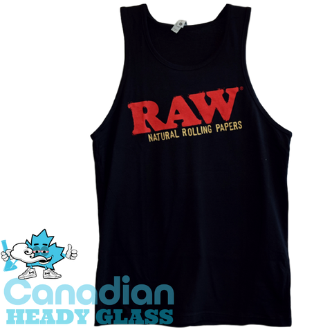 Raw Mens & Ladies Tank Top