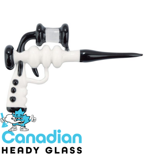 Red Eye Glass Ray Gun Dabber