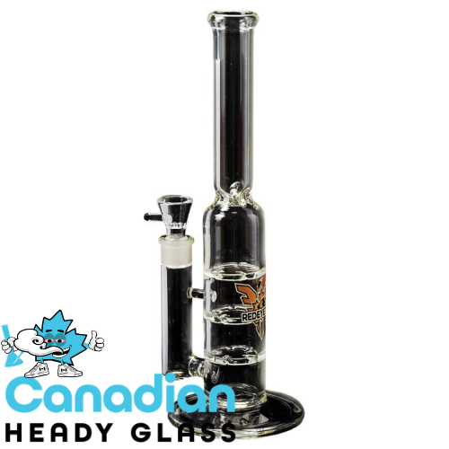 Red Eye Tek 12.5 Inch Tall VIP Stemless Tube
