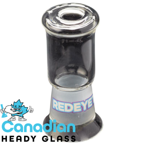 Red Eye Tek 19mm Straight Dome